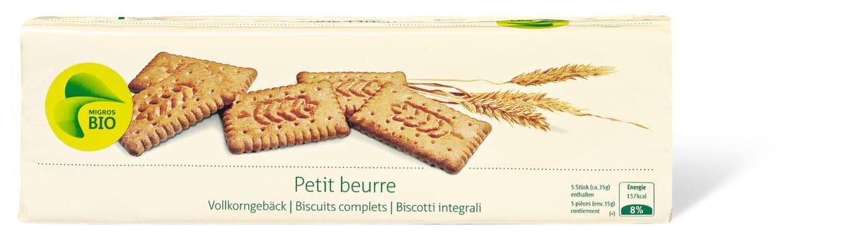 Bio Petit Beurre complets