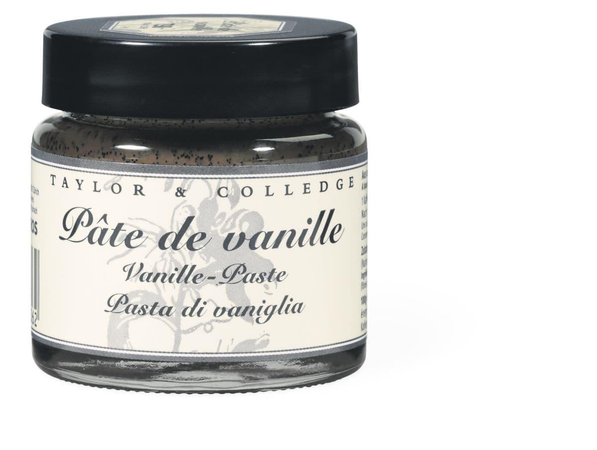 Vanille-Paste