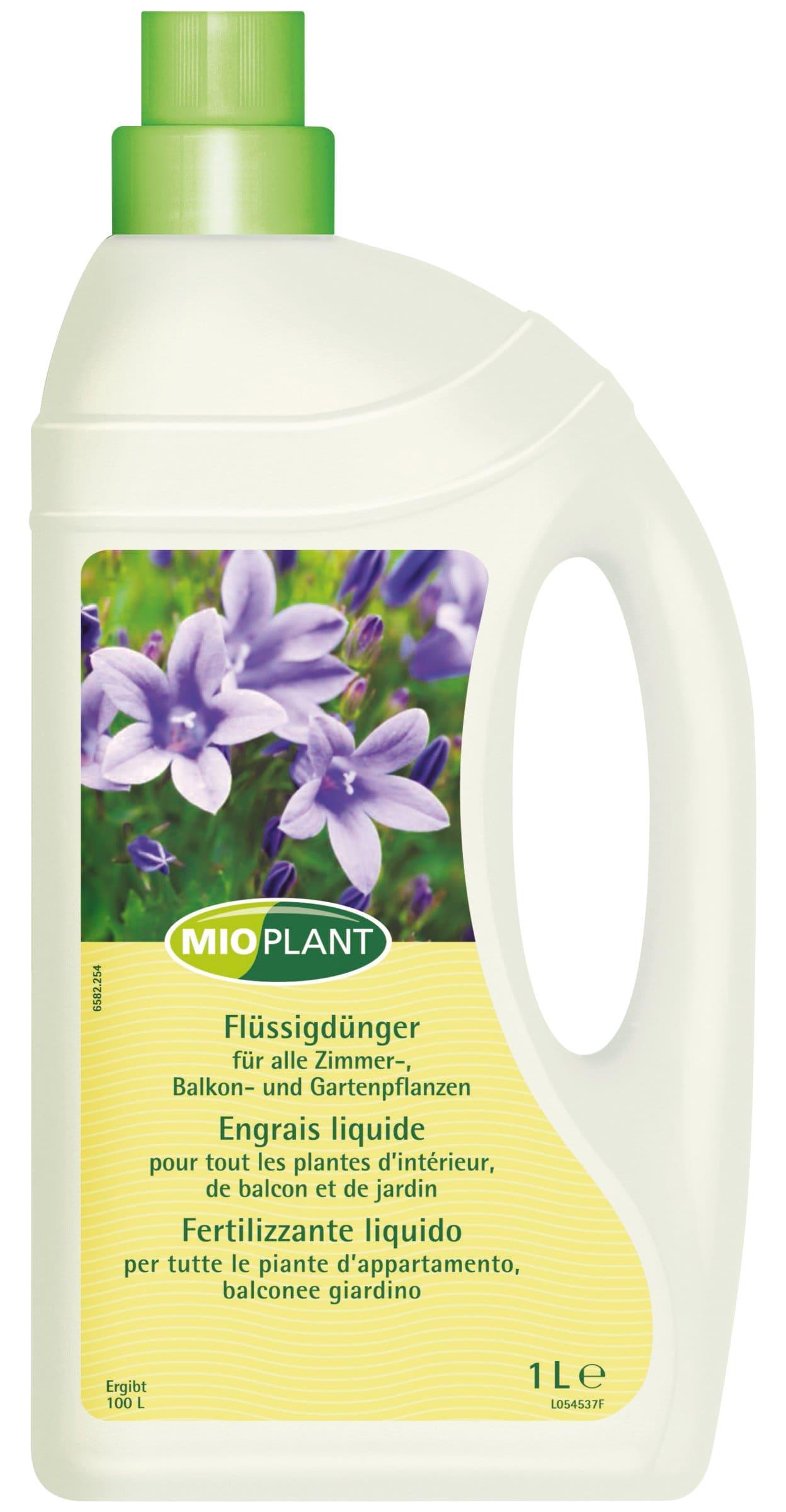 Mioplant Flüssigdünger, 1 l