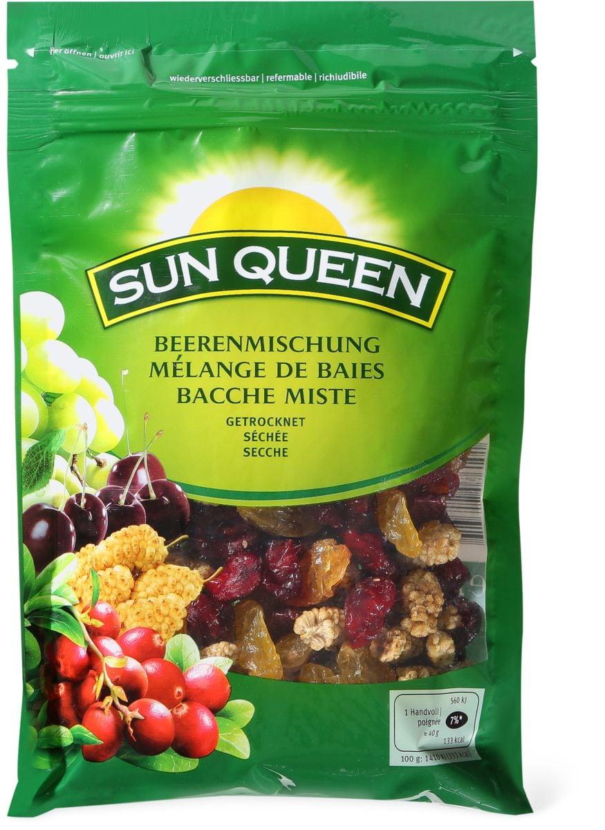 Sun Queen Bacche miste