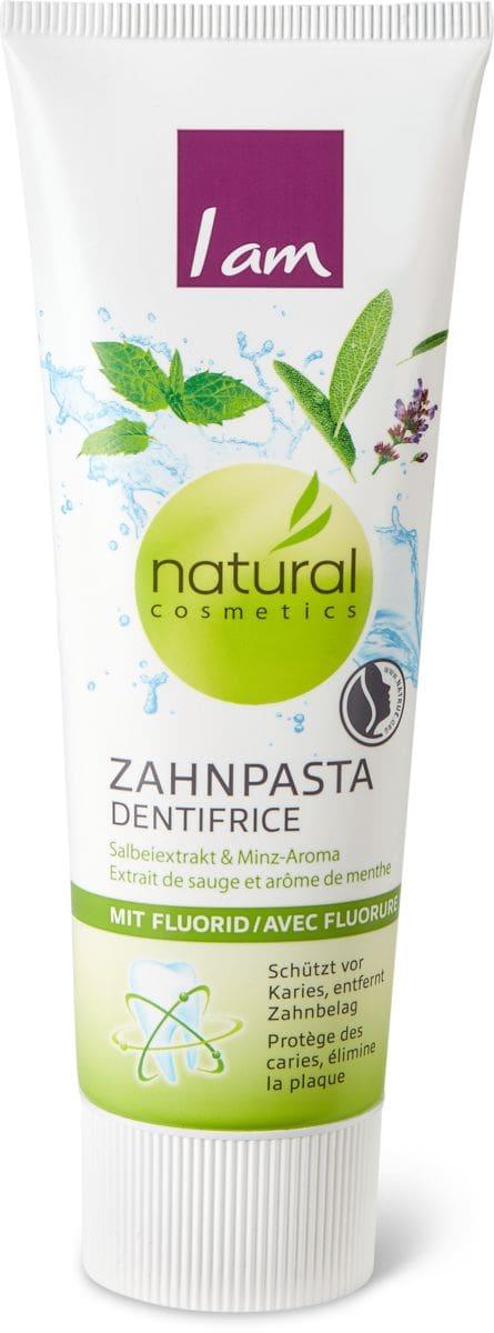 I am Natural Cosmetics Zahnpasta