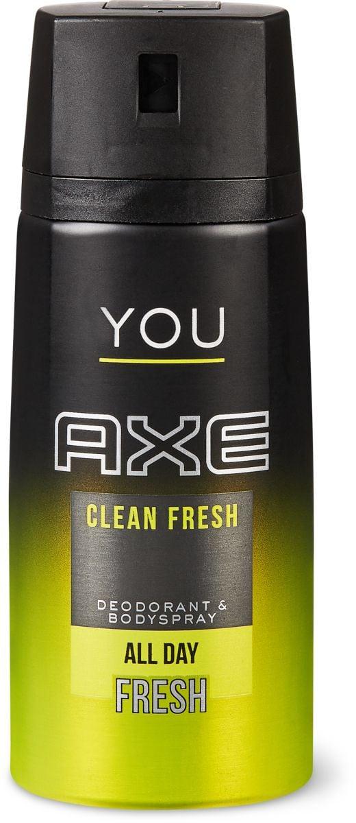 Axe deo spray You Clean Fresh