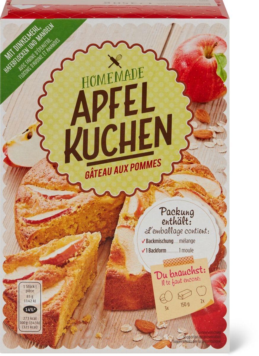 Homemade Apfelkuchen