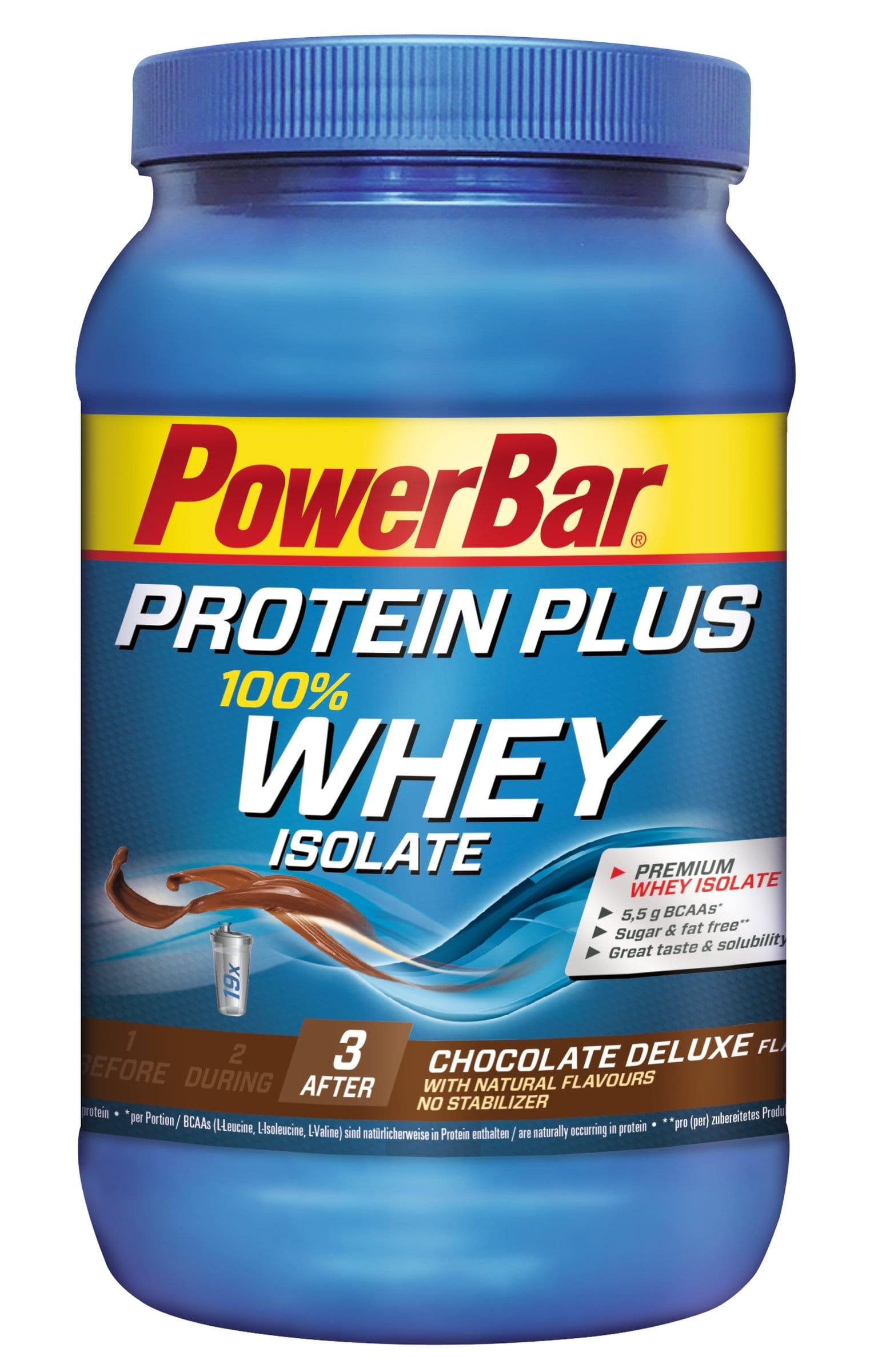 Powerbar Protein Whey Isolate Poudre pour boisson riche en protéines