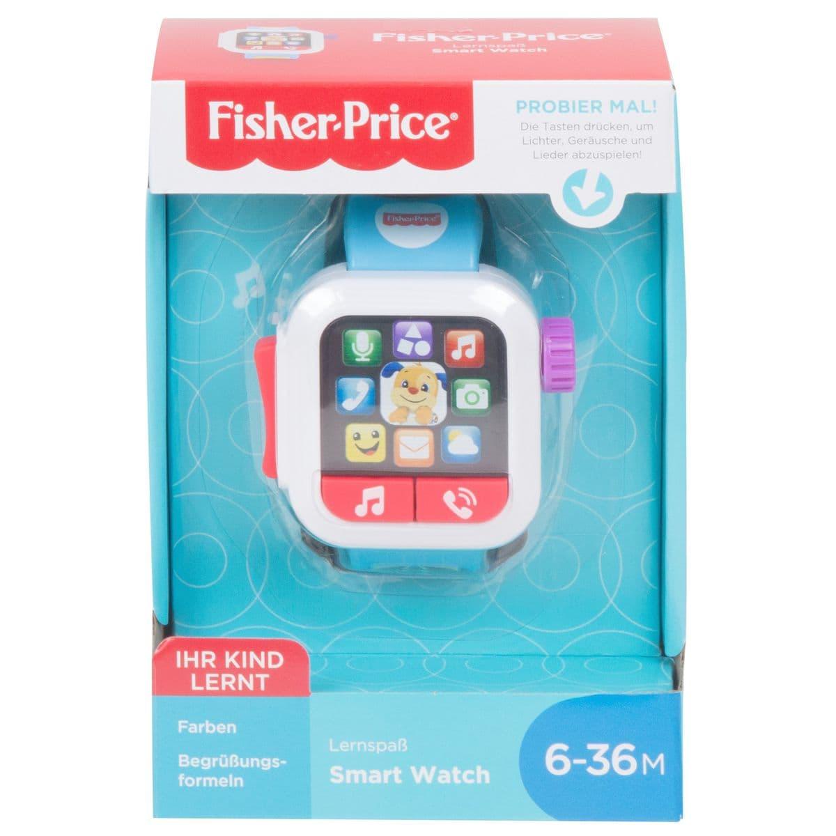 Fisher-Price Smart Watch (DE) Lernspiel