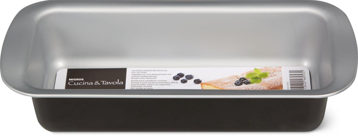 Cucina & Tavola Moule à cake 25 cm