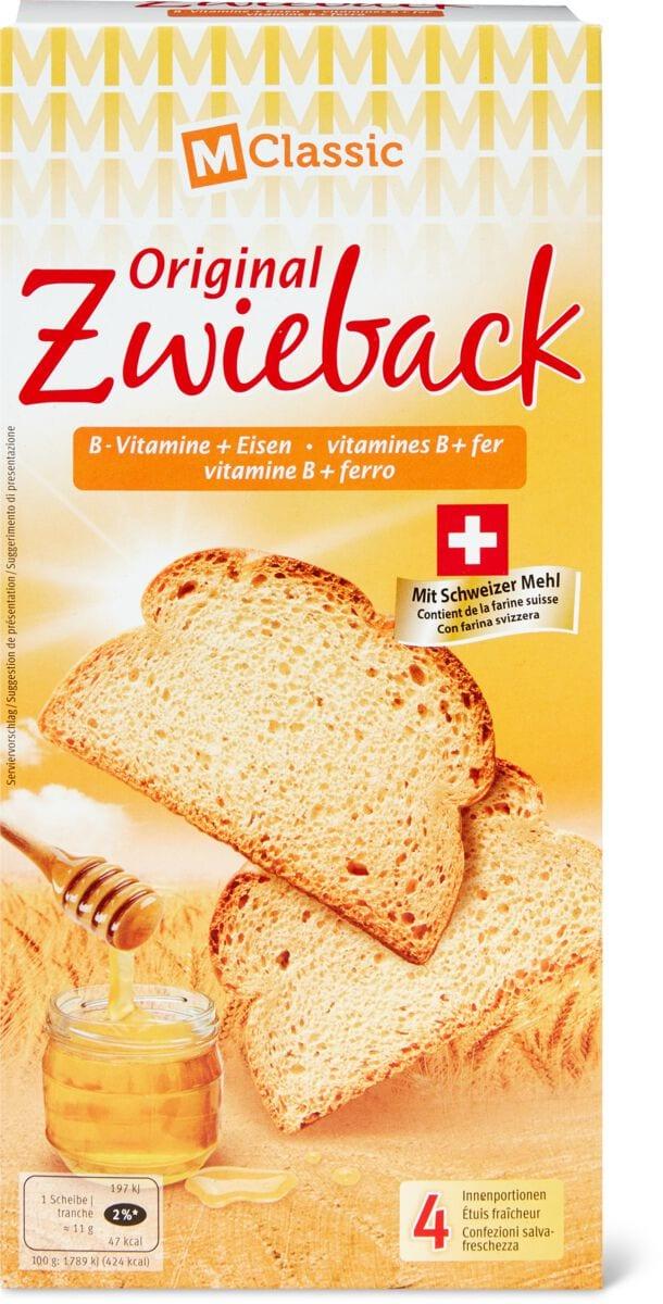 M-Classic Zwieback Original