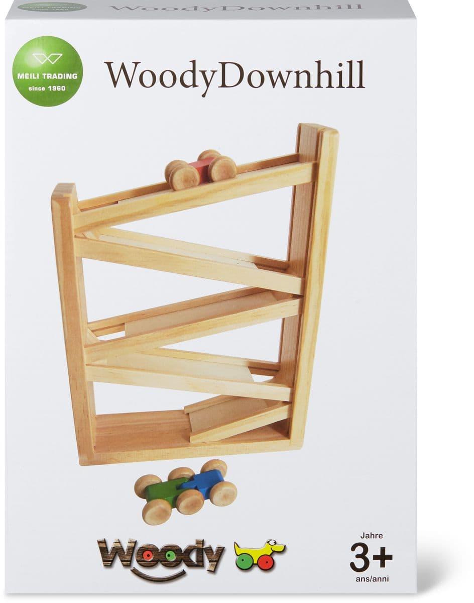 Woody Gioco per biglie in legno (FSC) Set di giocattoli