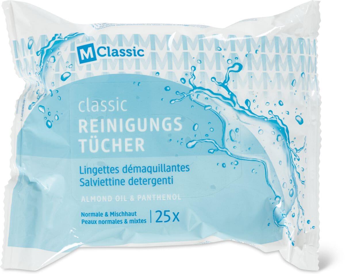 M-Classic norm. Haut Reinigungstücher