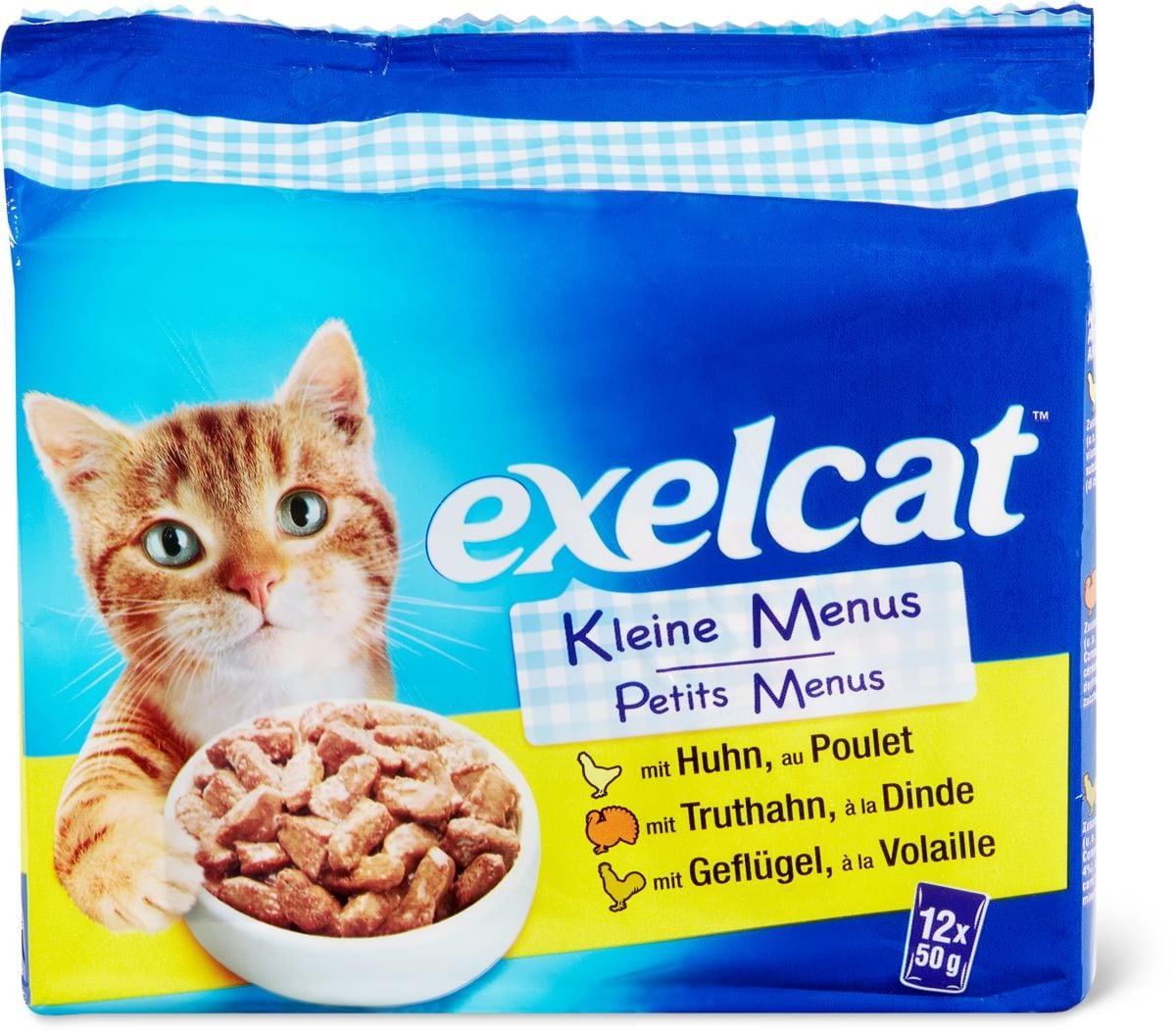 Exelcat mini Pollame