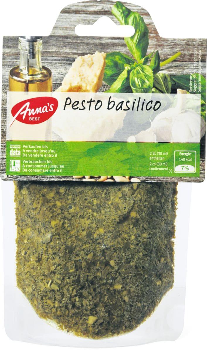 Anna's Best Pesto Basilico