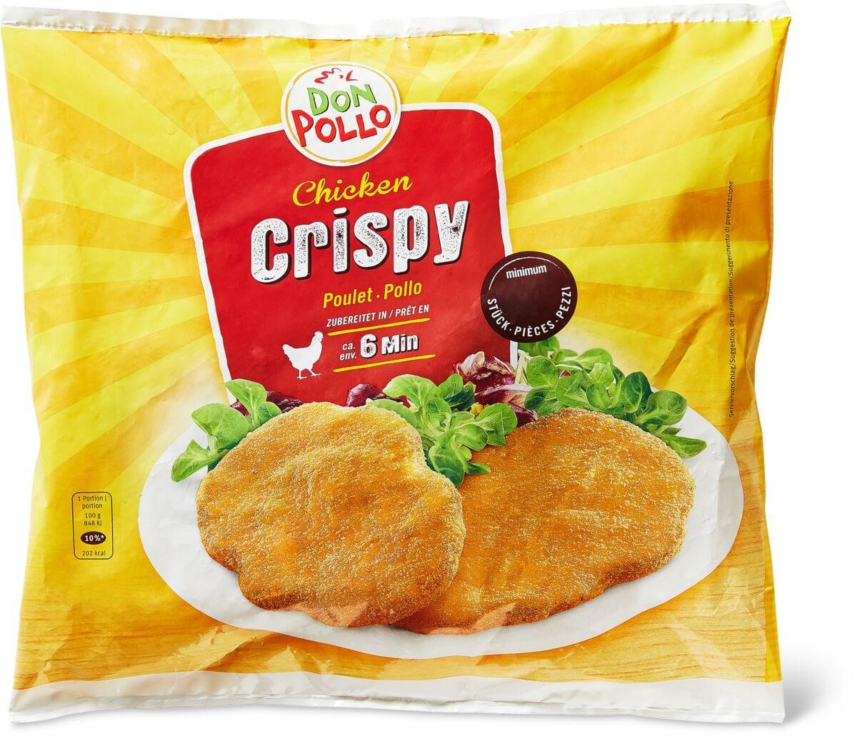 Poulet Crispy 1.4kg