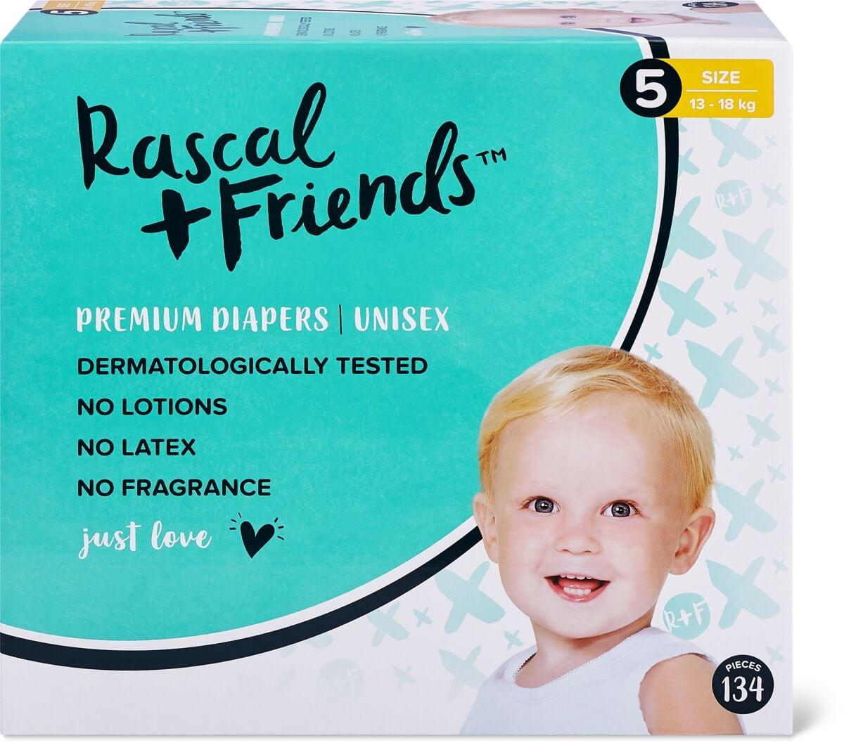 Rascal+Friends 5 Walker Monthly Box