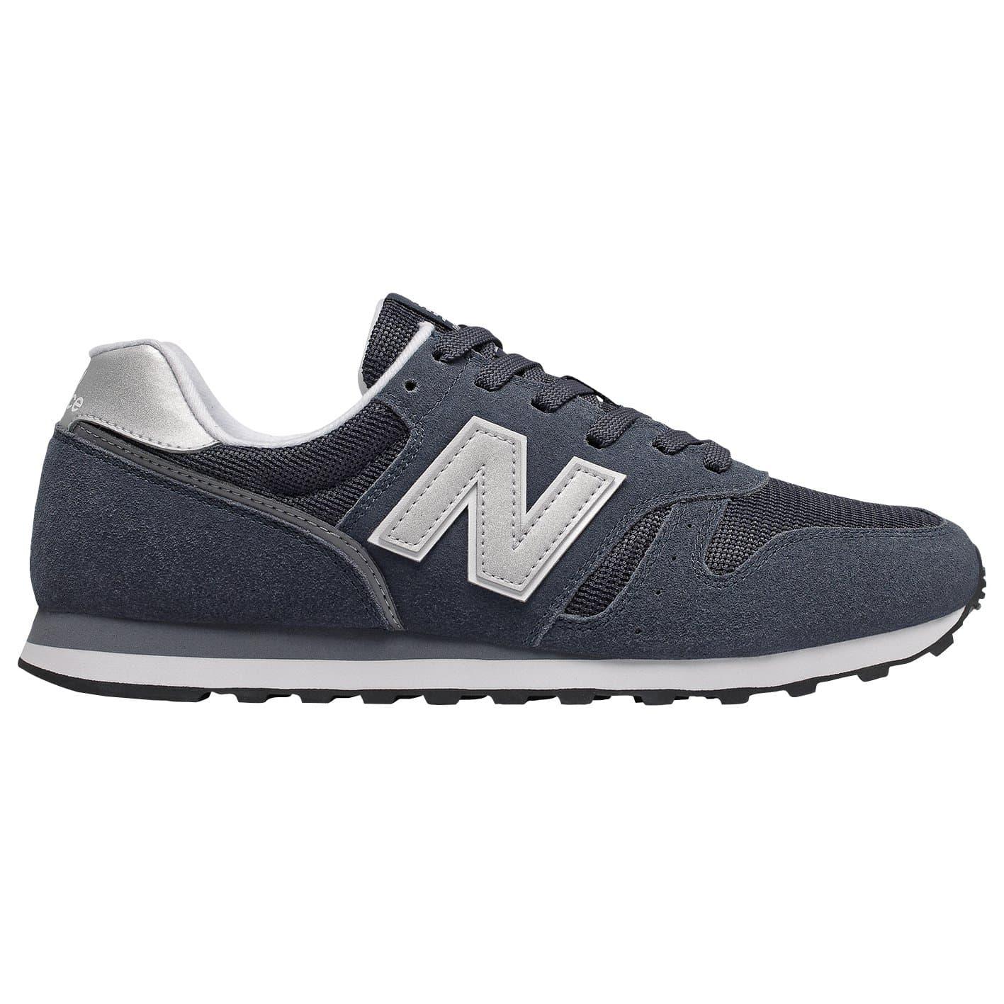 new balance 373 homme noir