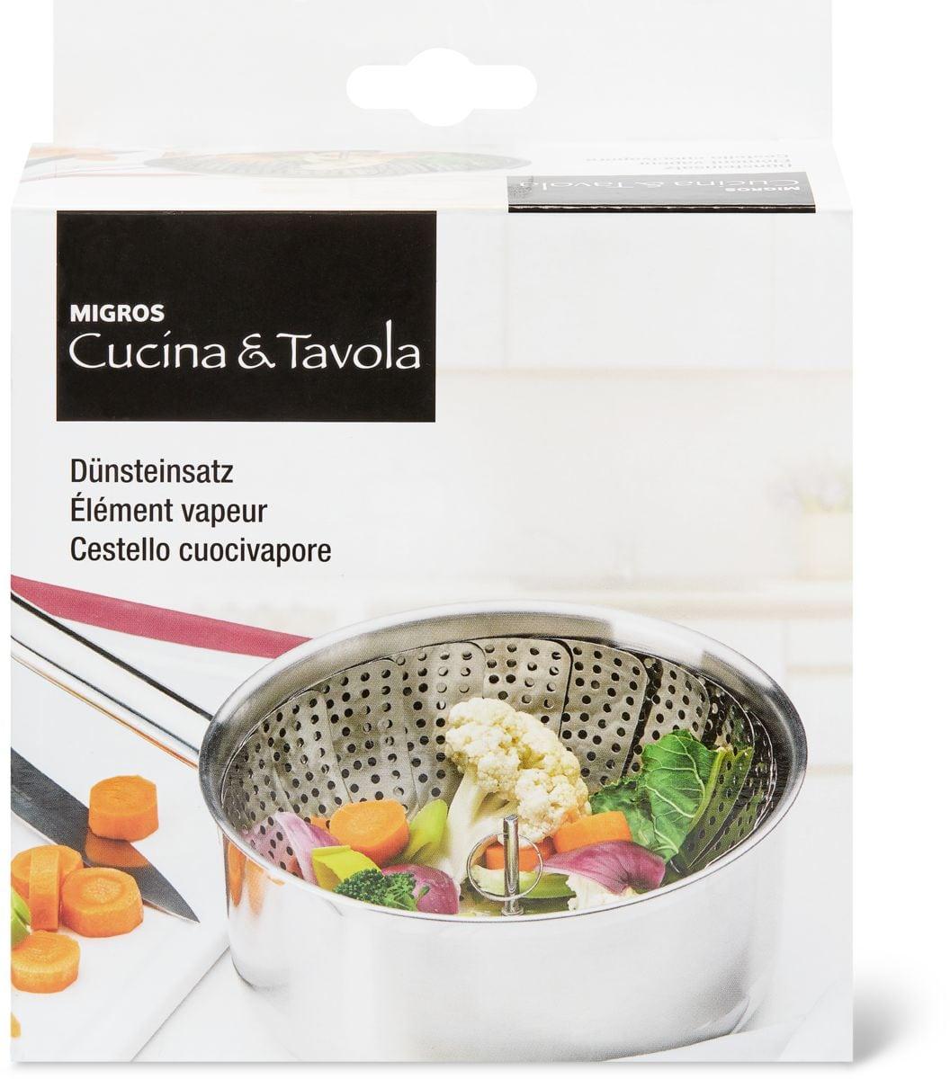 Cucina & Tavola Elément vapeur