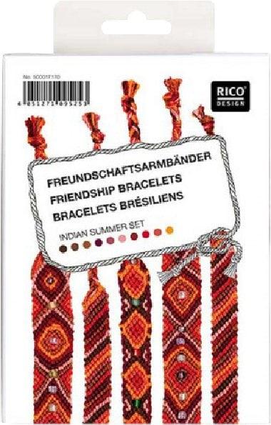 Rico Design Freundschaftsarm indian summer