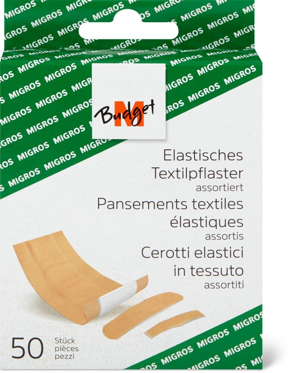 M-Budget Pansements textil