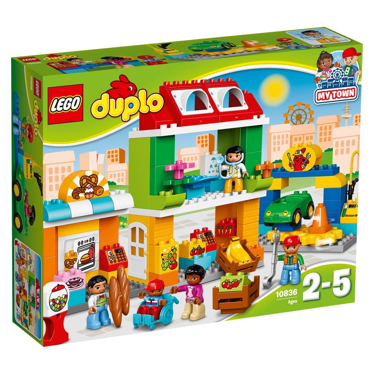 LEGO DUPLO Le centre ville 10836