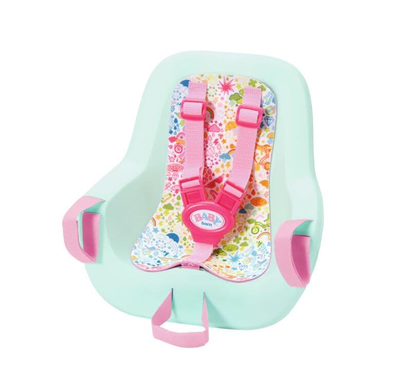 Zapf Creation Playfun Fahrradsitz Baby Born Puppenzubehör