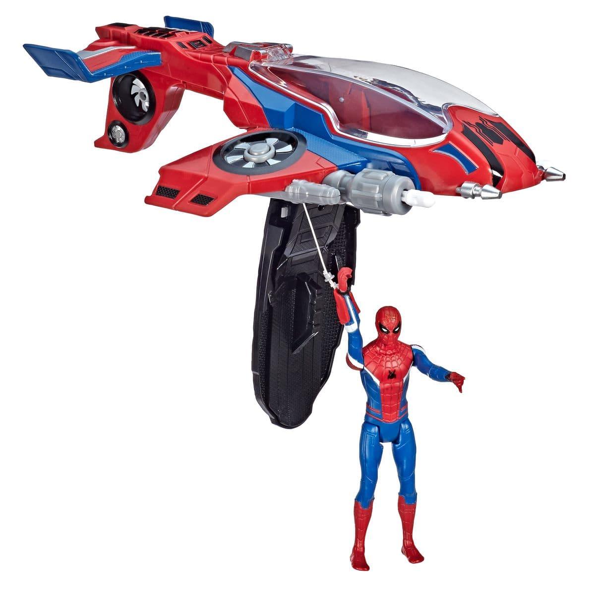 Spider-Man Helikopter