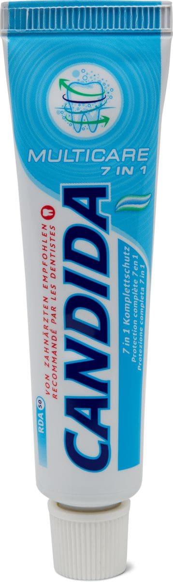 Candida dentifricio Multicare 7in1