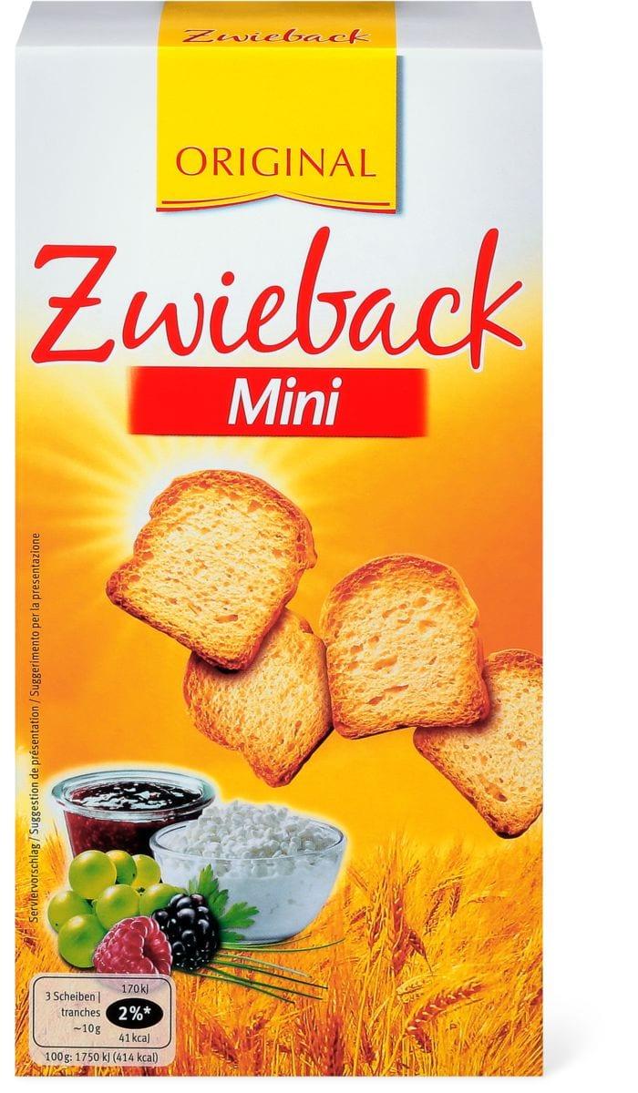 Zwieback Mini