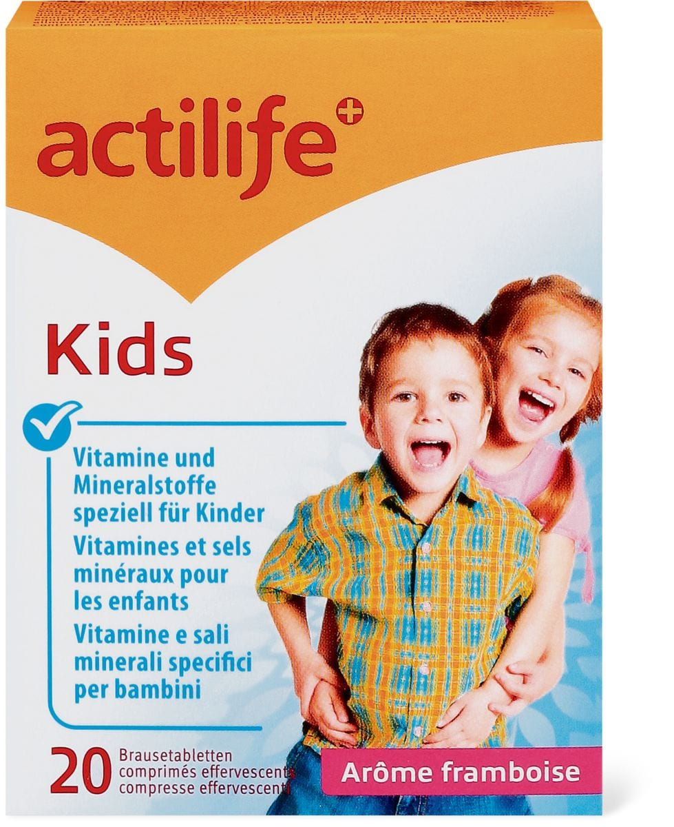 Actilife Kids lampone