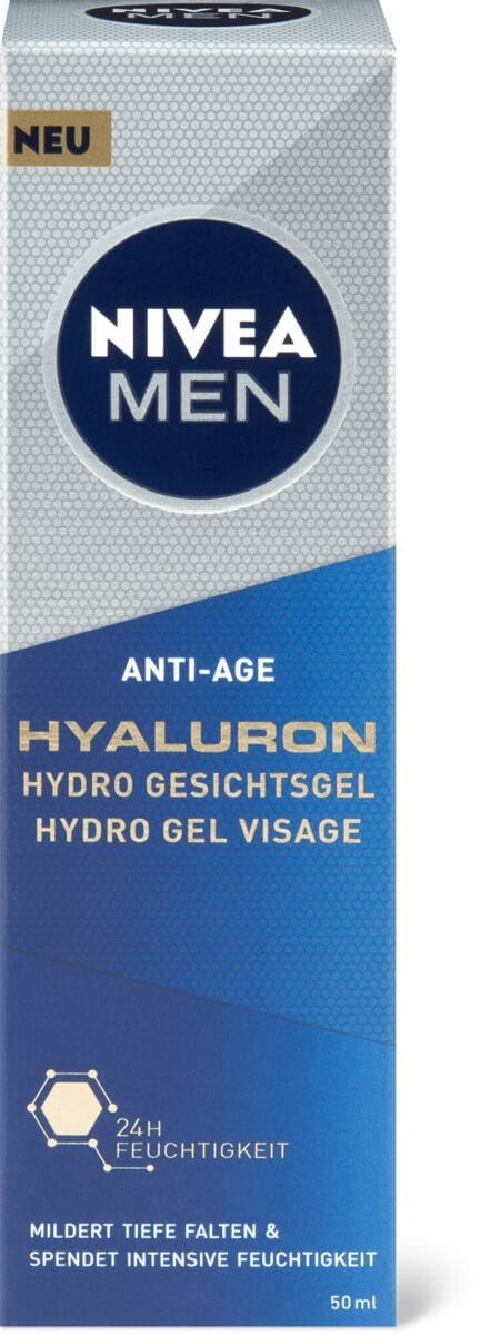 Nivea Men Hyaluron Gesichtsgel