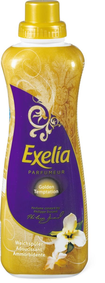 Exelia Weichspüler Golden Temptation