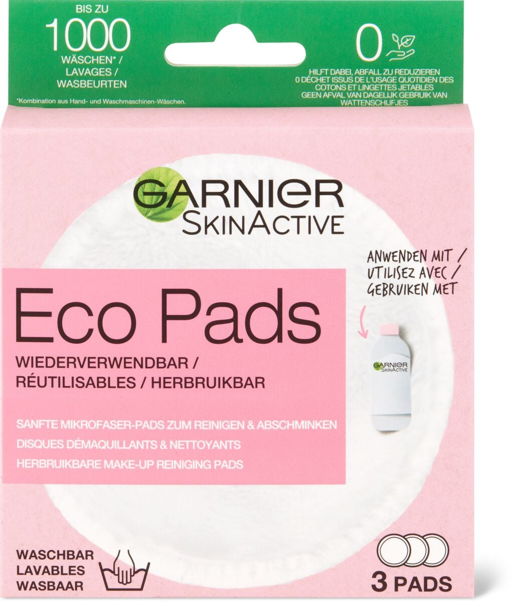 Garnier Micellar Eco Pads
