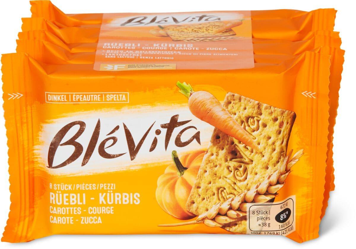 Blévita Carottes-courge
