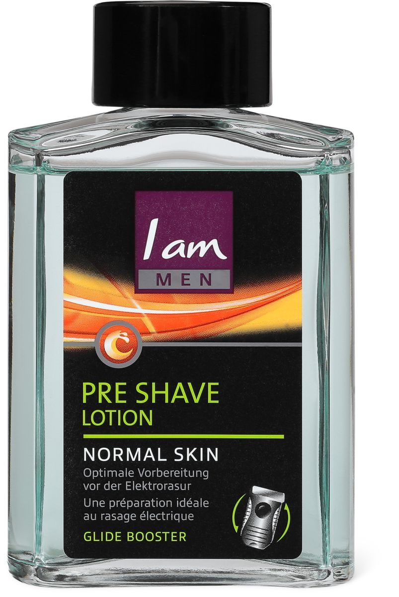 I am men Pre Shave Lotion