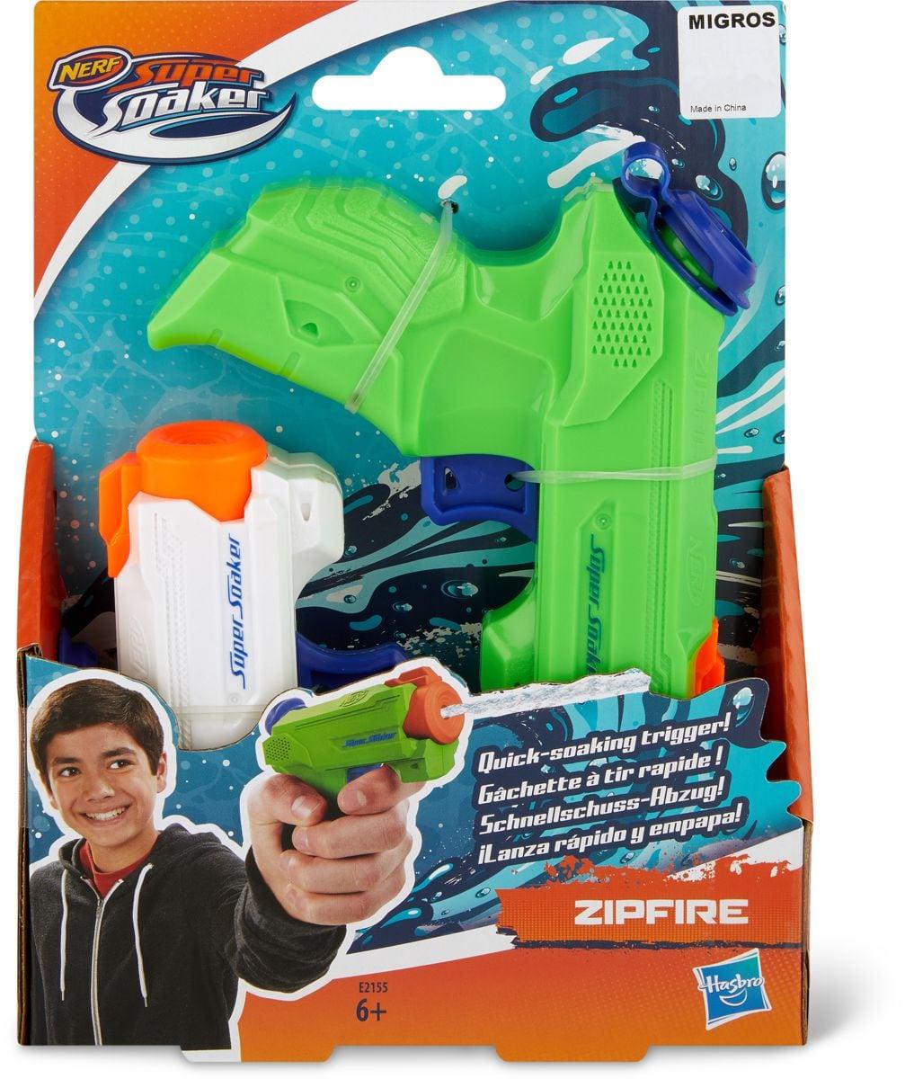 Nerf Super Soaker Zipfire Doppelpack Armi giocattolo