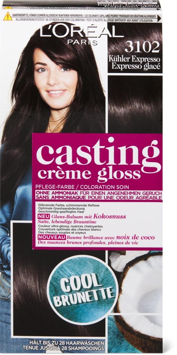 L'Oréal Casting  Crème Gloss 3102 Kühler Expresso