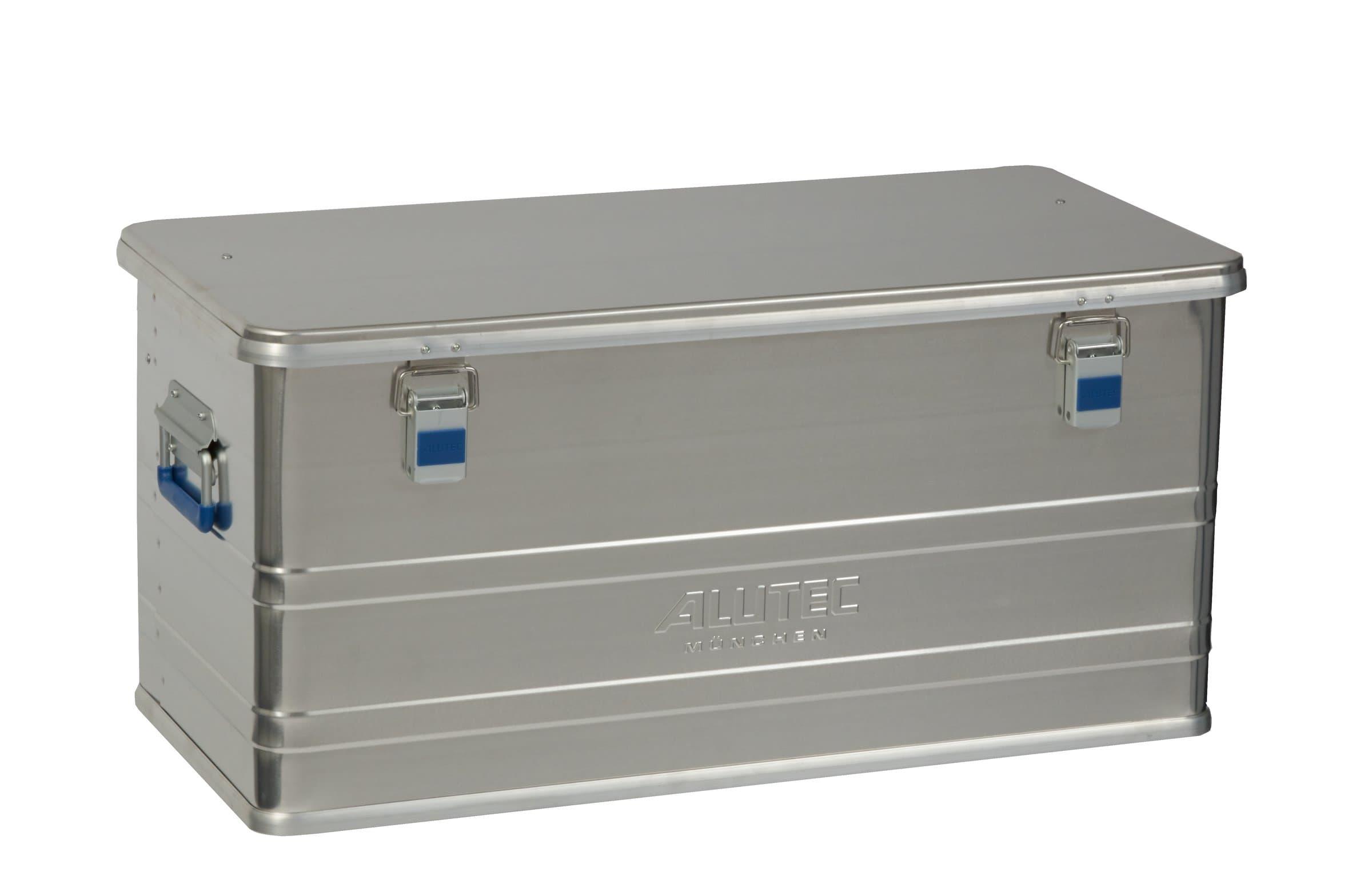 Alutec Aluminiumbox COMFORT 92 1 mm