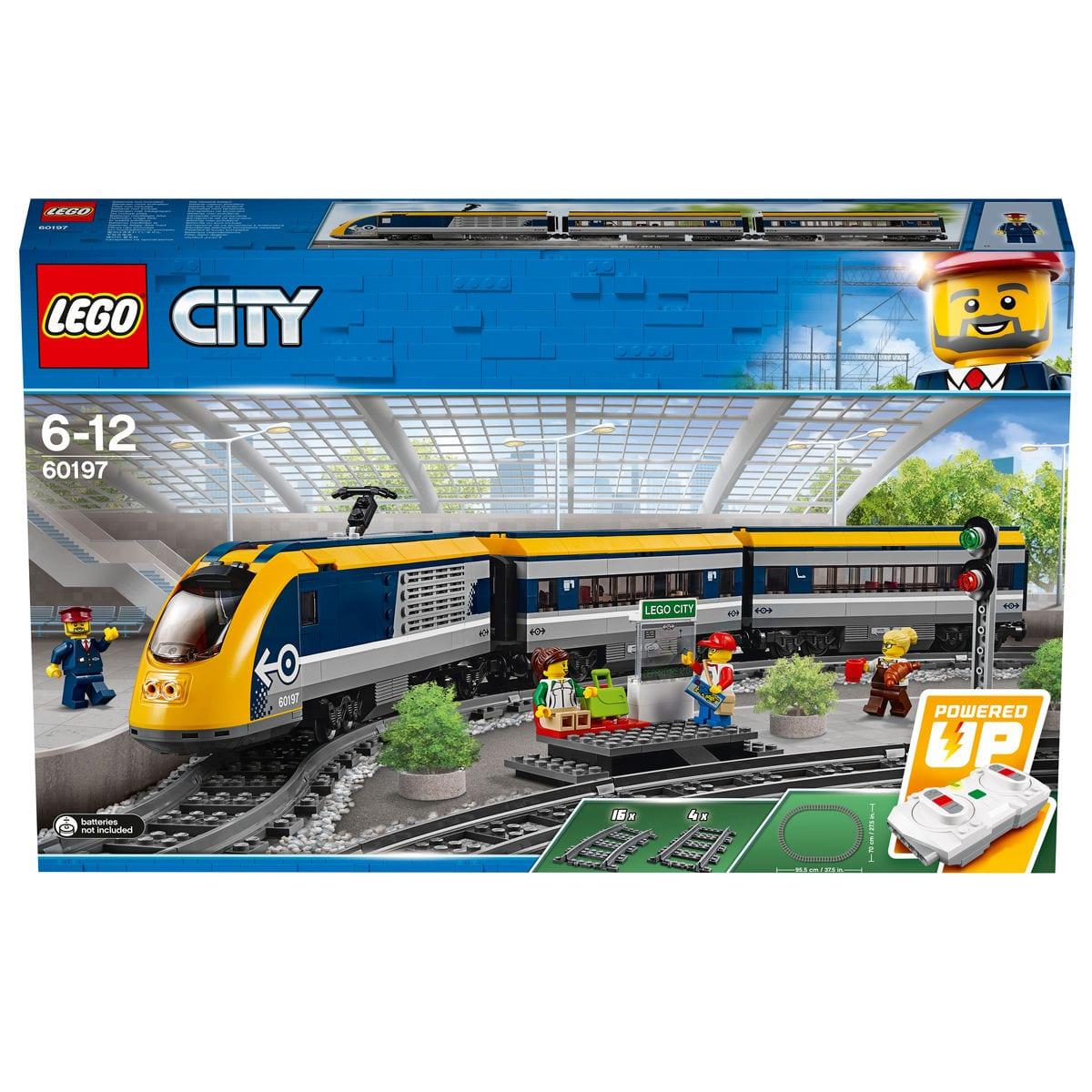 Lego City Treno passeggeri 60197