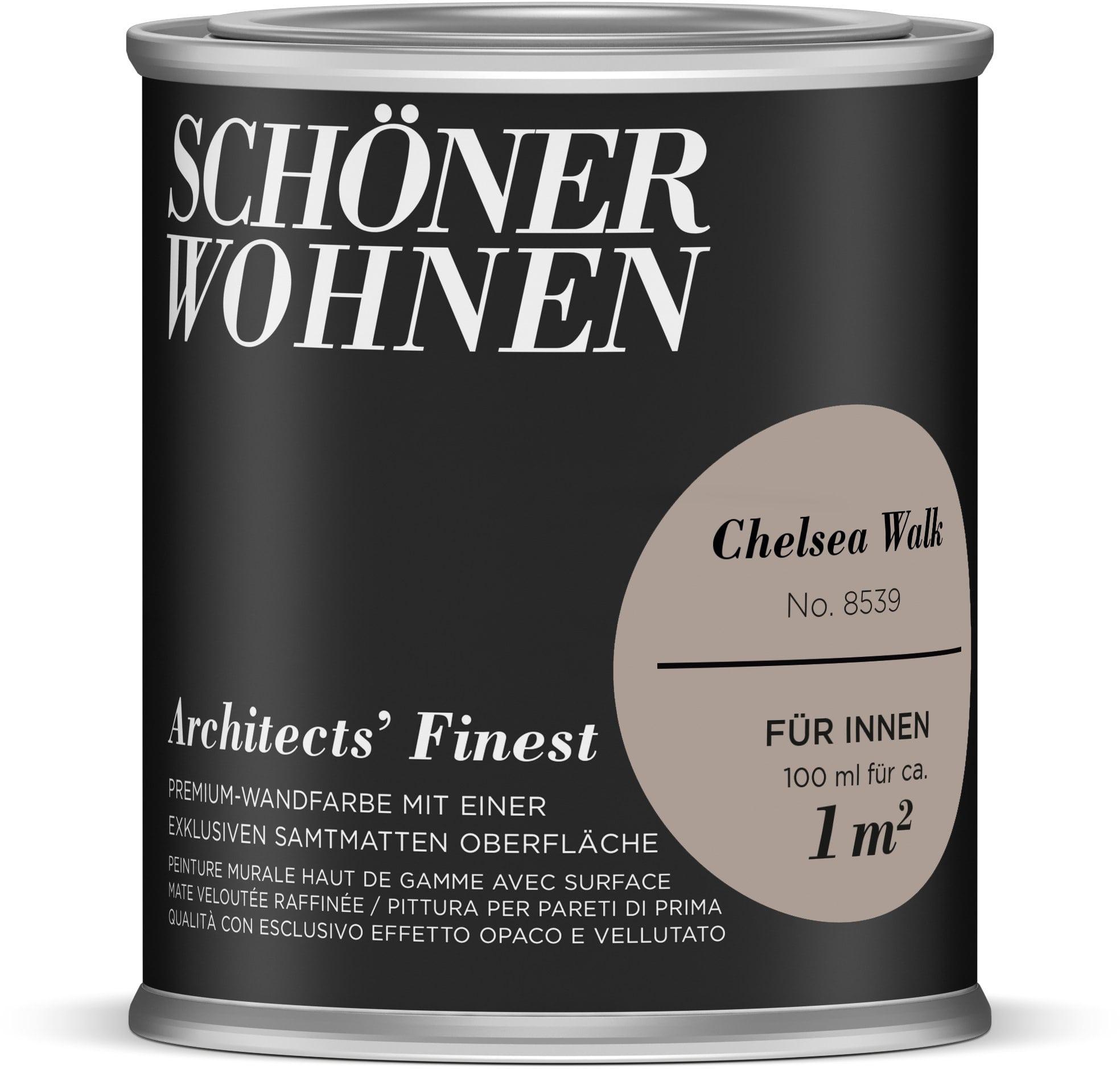 Schöner Wohnen Architects' Finest Chelsea Walk 100 ml