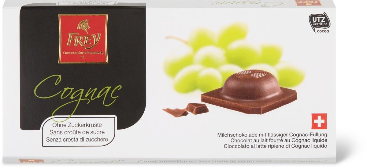 Schokolade Cognac