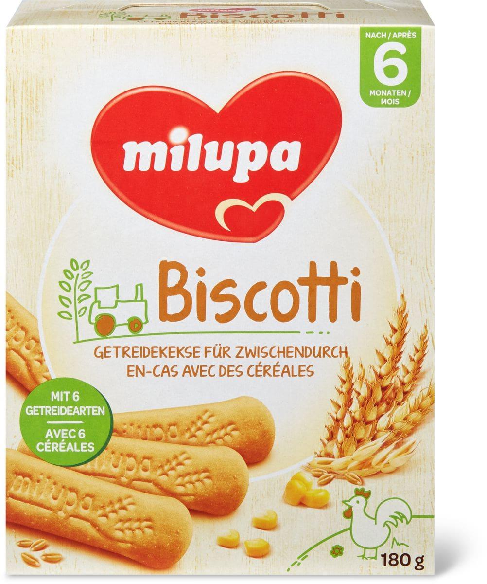 Milupa Biscotti