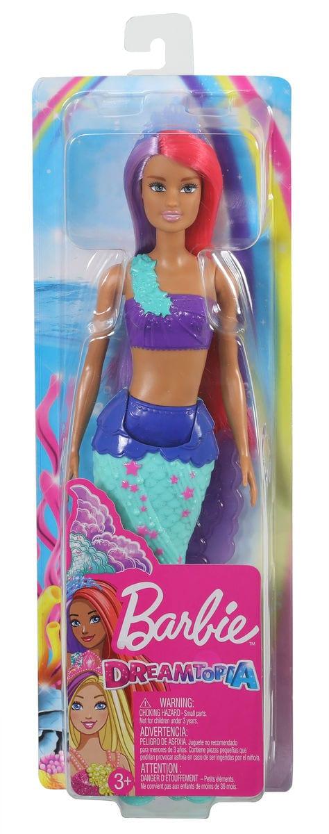 Barbie GJK09 Dreamtopia Sirena