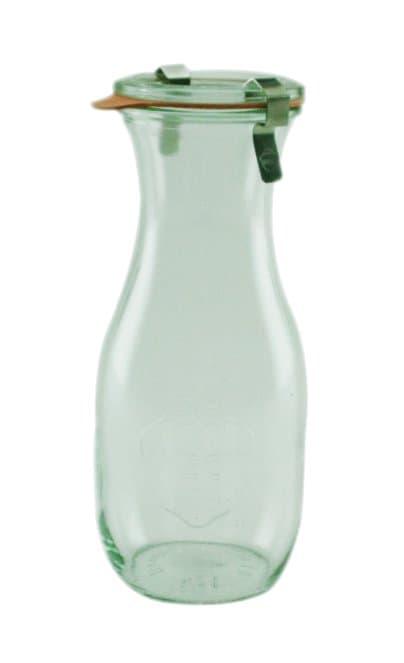 Bottiglia in vetro WECK da 1/2 l