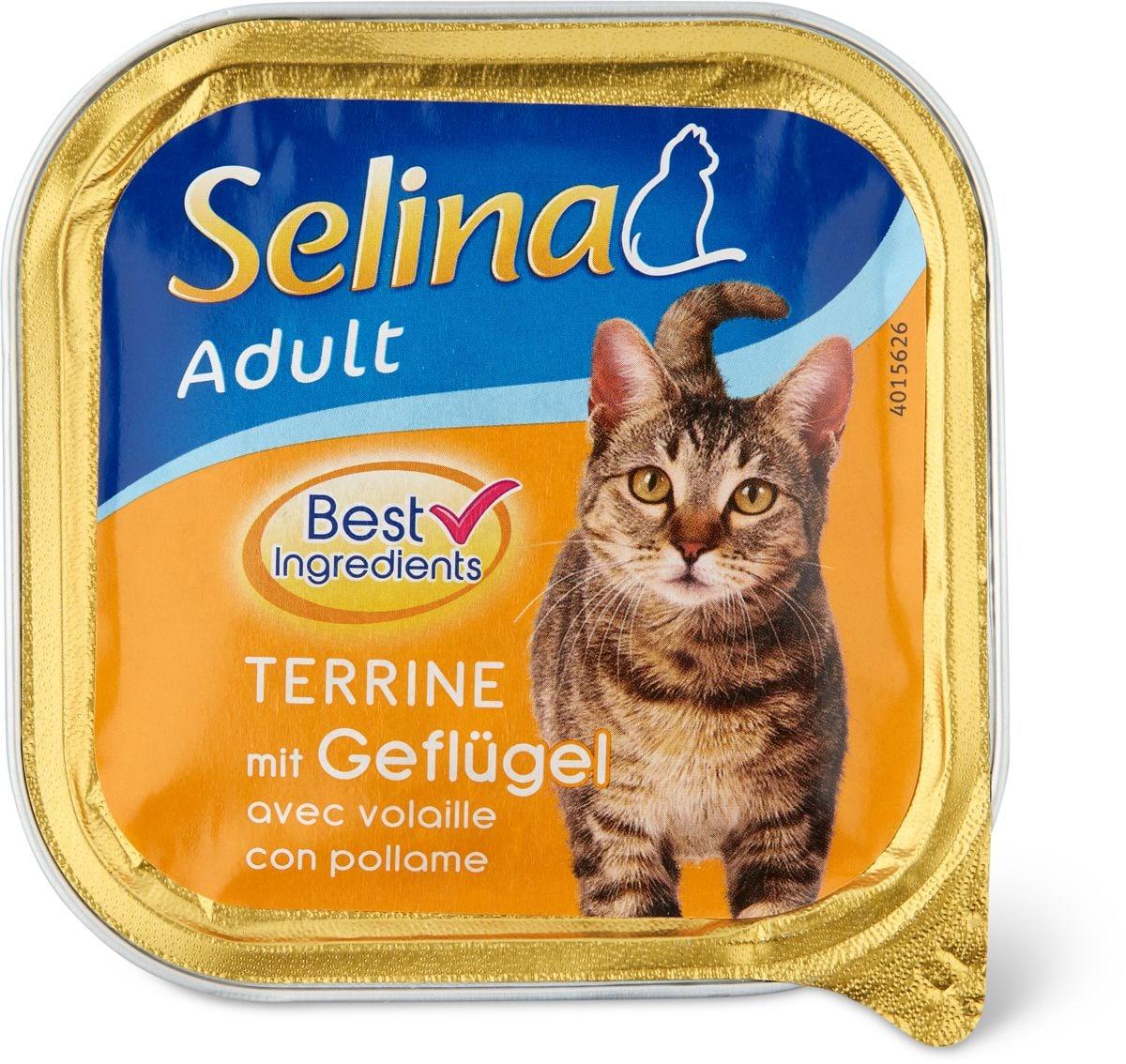 Selina Adult Terrine Volaille