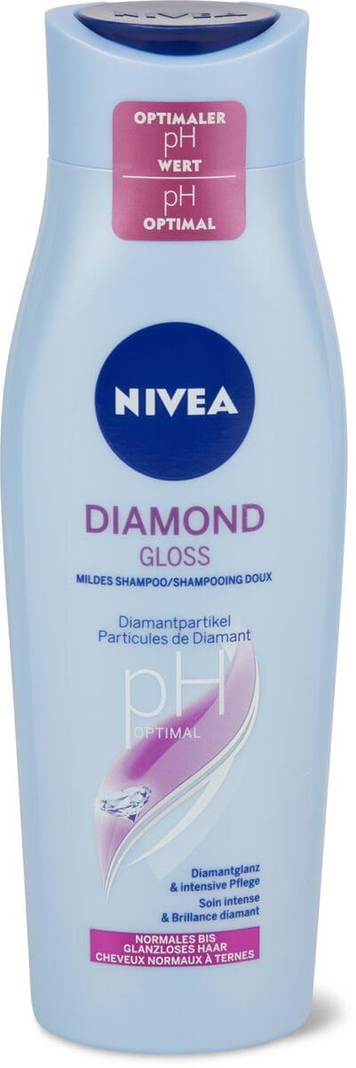 Nivea Shampooing Diamond Gloss Care