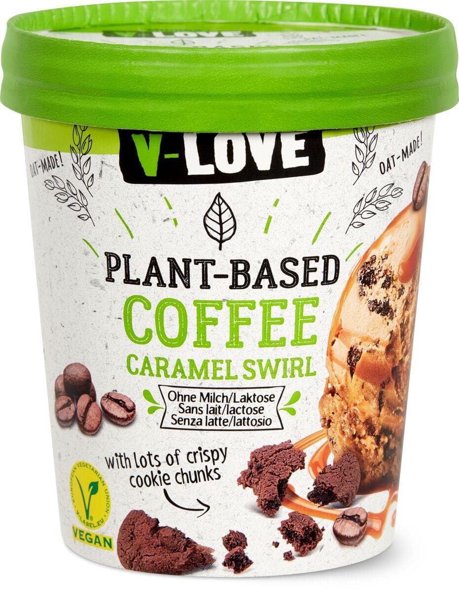 V-Love Oat Coffee Caramel & Cookie