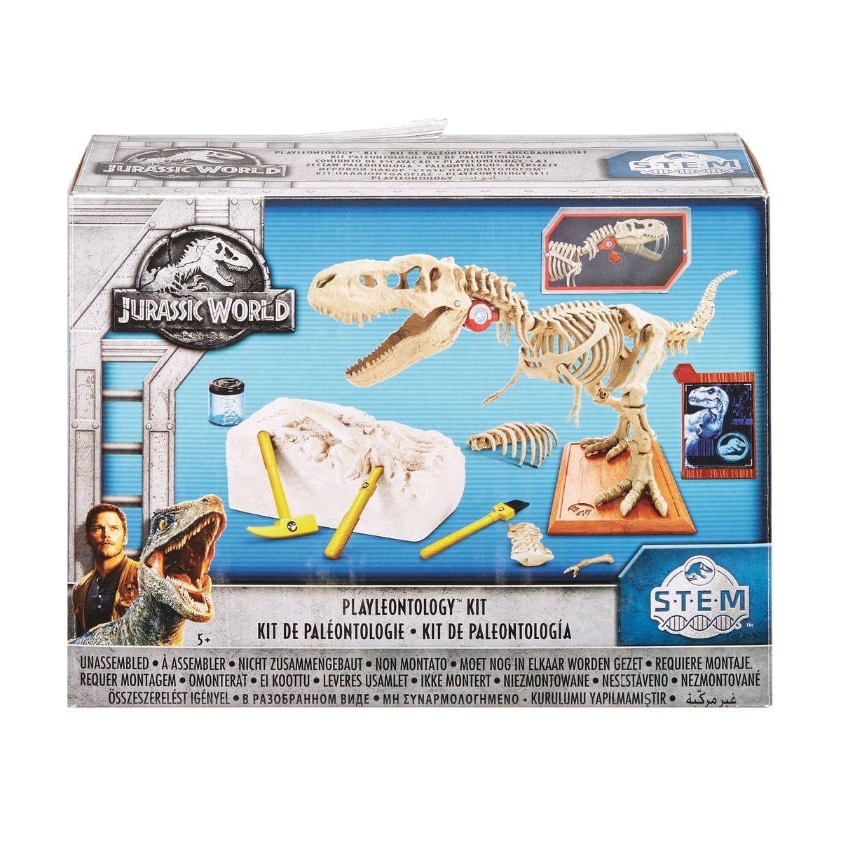 Jurassic World Excavation Set