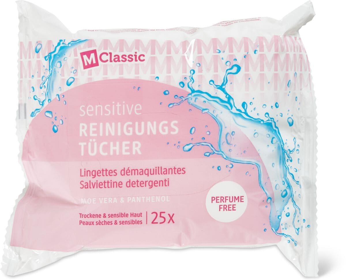 M-Classic sensitive Reinigungstücher