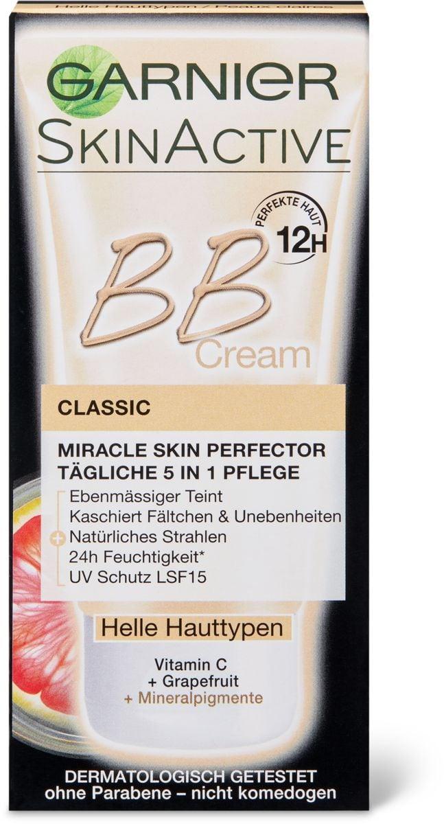 Garnier Miracle Skin B.B.crema p.chiare