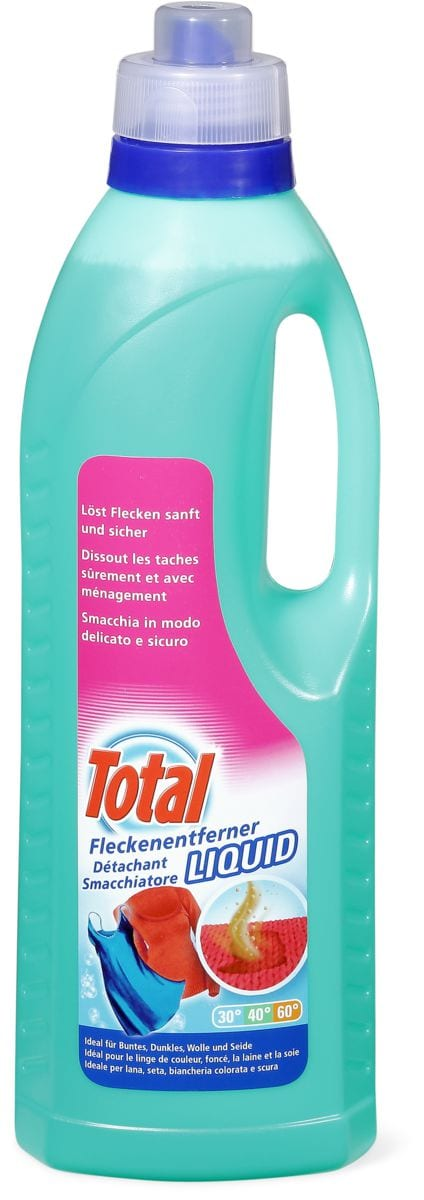 Total Fleckenentferner liquid