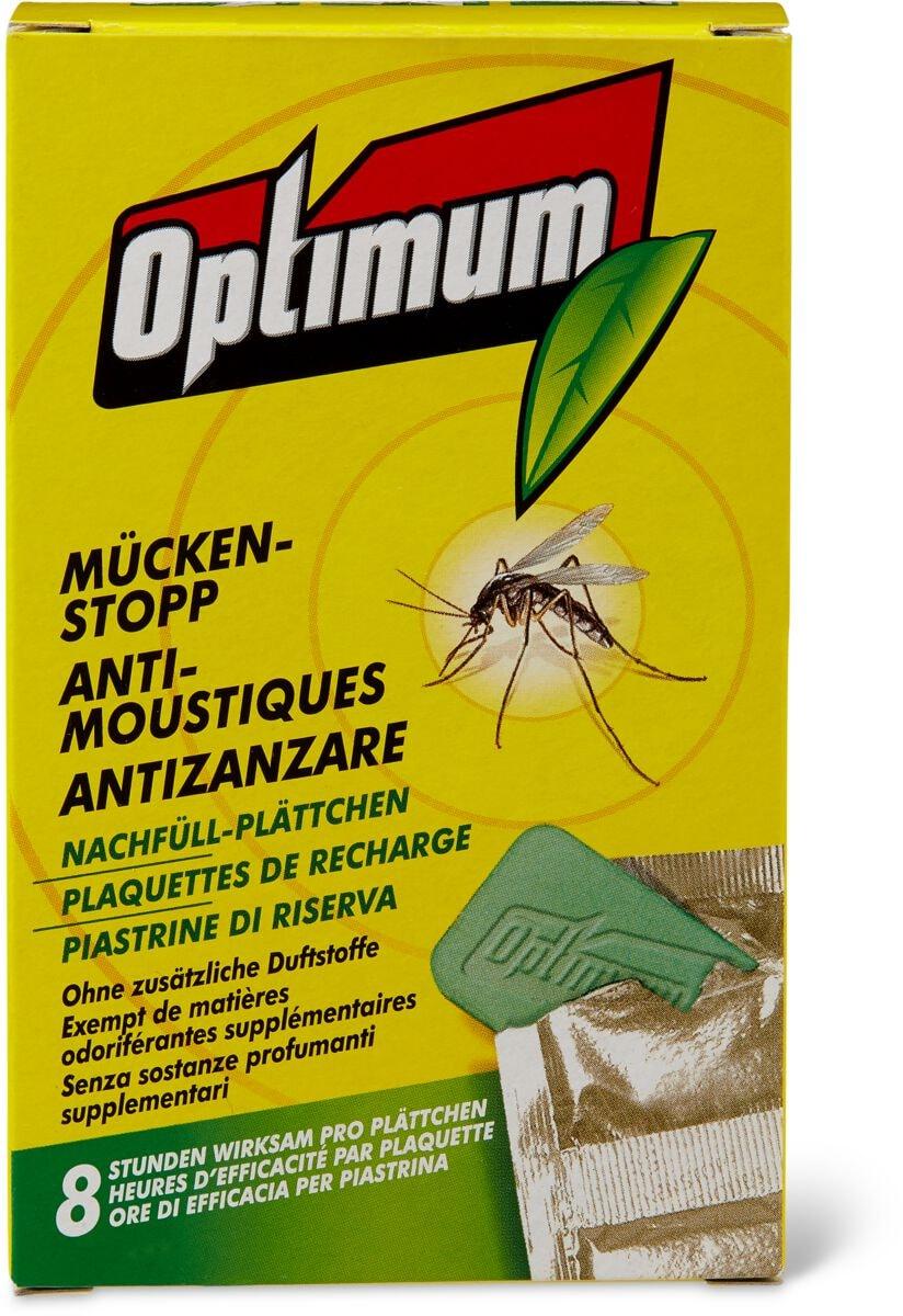Optimum Anti-moustiques Plaquettes de recharge