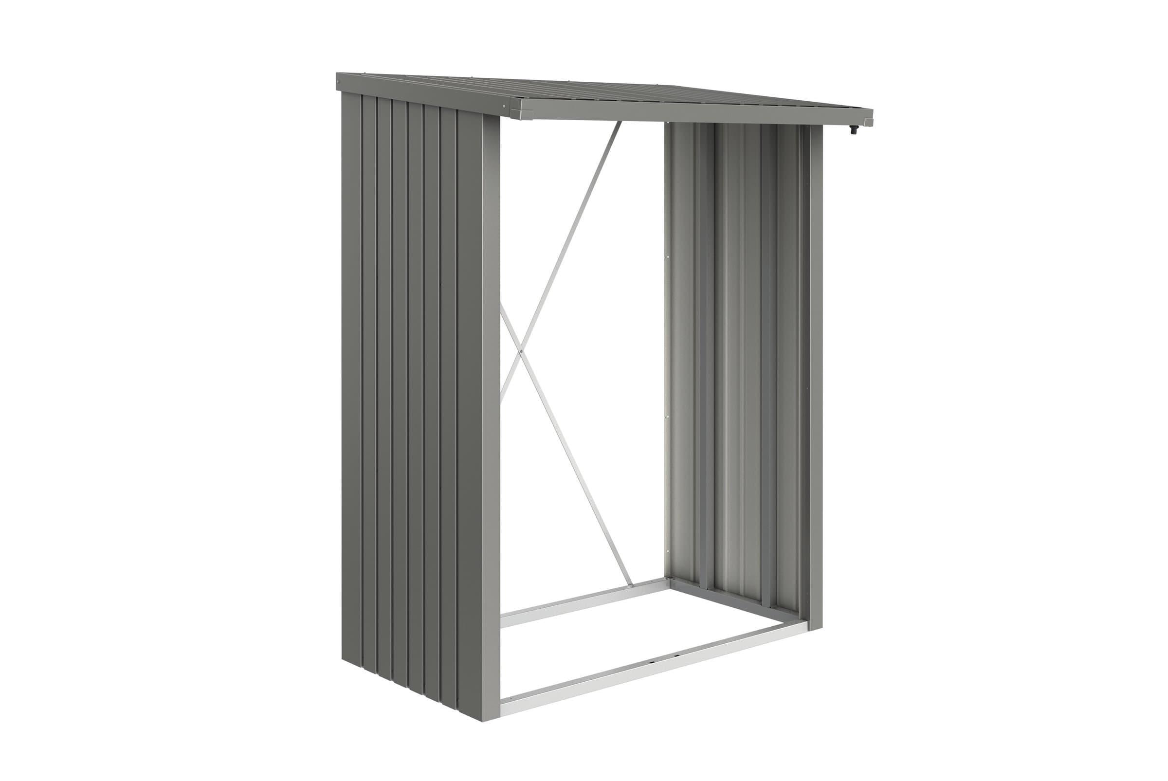 Biohort Paroi de fond pour casier de stockage Wood Stock 150